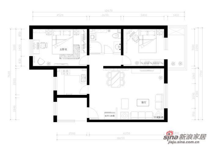 欧式 二居 客厅图片来自用户2746889121在我的专辑209184的分享