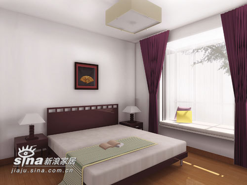 中式 三居 卧室图片来自wulijuan_16在东建嘉园体验完美99的分享
