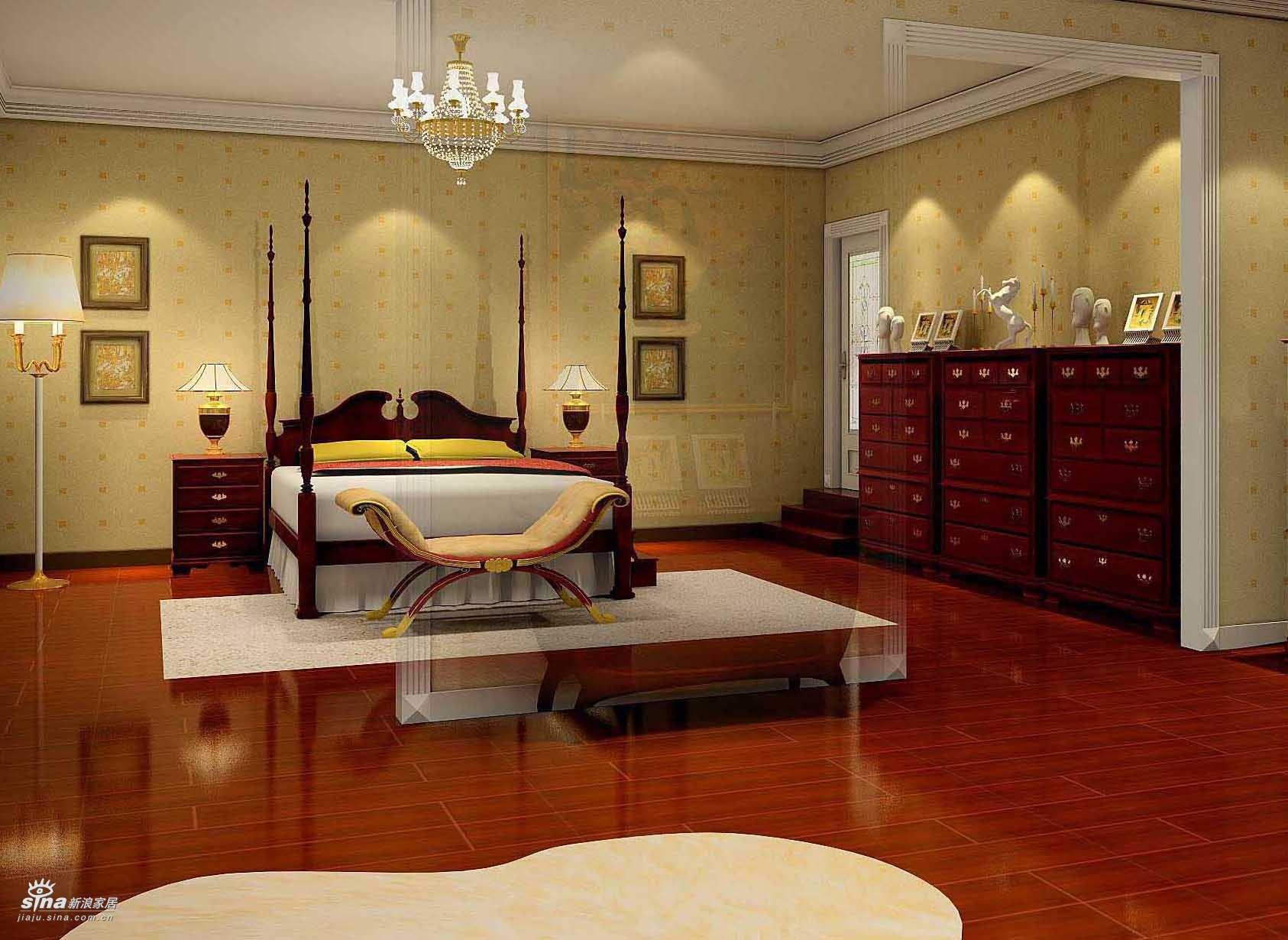 简约 二居 卧室图片来自用户2737759857在大钟寺设计部10的分享