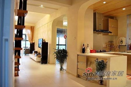 简约 三居 客厅图片来自用户2737950087在80后现代简约婚房64的分享