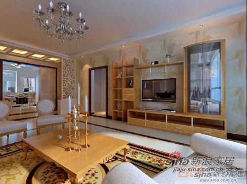 客厅——简欧款式