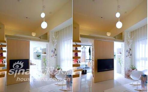 简约 复式 客厅图片来自用户2557010253在生活需要的就是简单69的分享