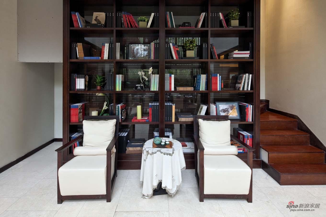 中式 别墅 其他图片来自用户1907658205在【高清】经典新中式风格样板房67的分享