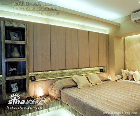 简约 三居 卧室图片来自用户2737735823在木纹的世界23的分享