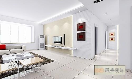 简约 二居 客厅图片来自用户2738829145在滨湖名苑235的分享