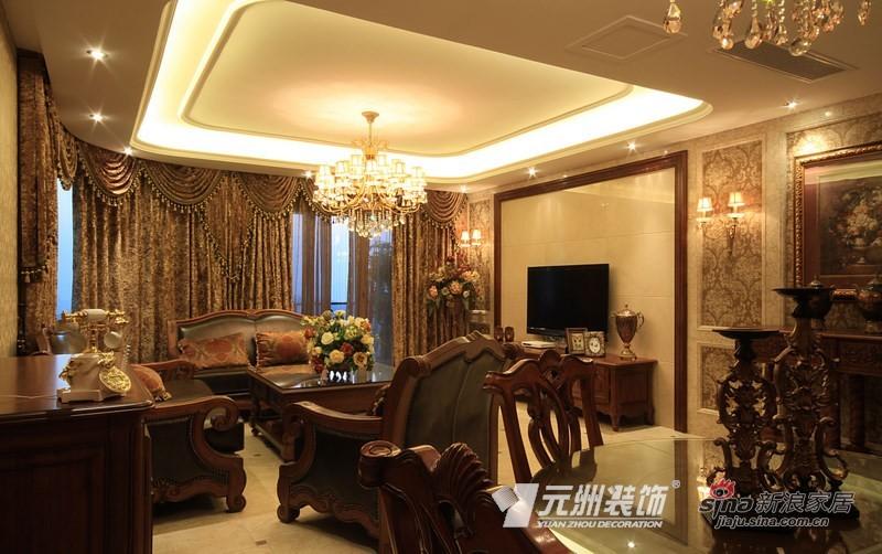 欧式 三居 客厅图片来自用户2746869241在高清欧式典雅29的分享