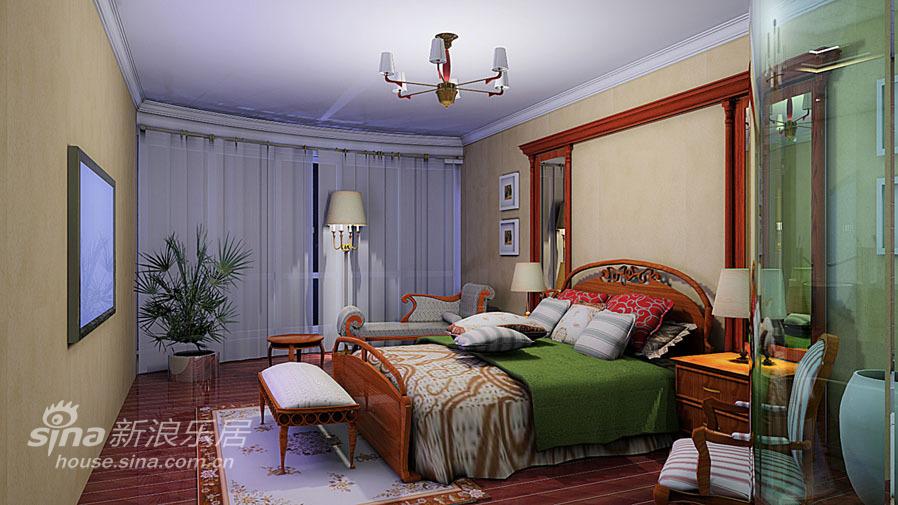 简约 三居 卧室图片来自用户2739153147在打造太原市三室两厅37的分享