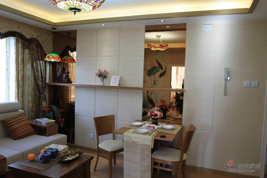 其他 二居 餐厅图片来自用户2558757937在老房重装用心打造东南亚风格90平米两室一厅13的分享