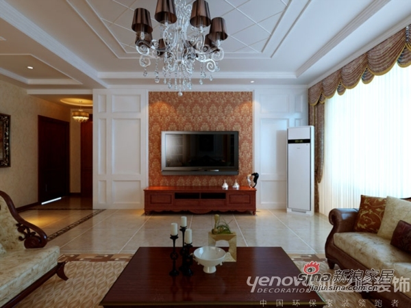 欧式 四居 客厅图片来自用户2757317061在我的专辑600968的分享