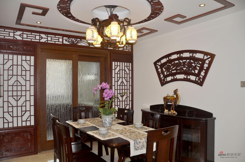 中式 四居 餐厅图片来自用户1907696363在我的专辑880964的分享