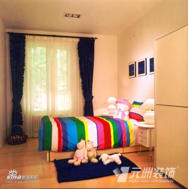 简约 三居 儿童房图片来自用户2558728947在白色简约84的分享