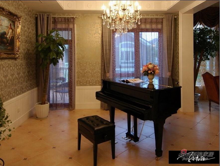欧式 别墅 客厅图片来自用户2745758987在29万秀338平欧式别墅新风62的分享