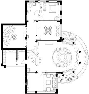 简约 一居 客厅图片来自用户2558728947在优山美地65的分享