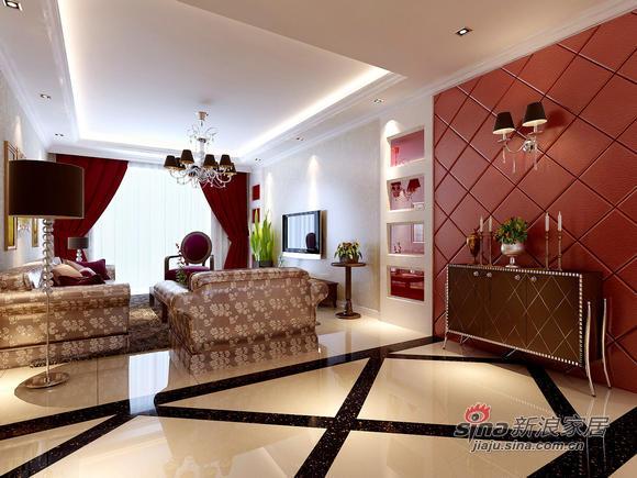 欧式 三居 客厅图片来自用户2746948411在我的专辑735622的分享