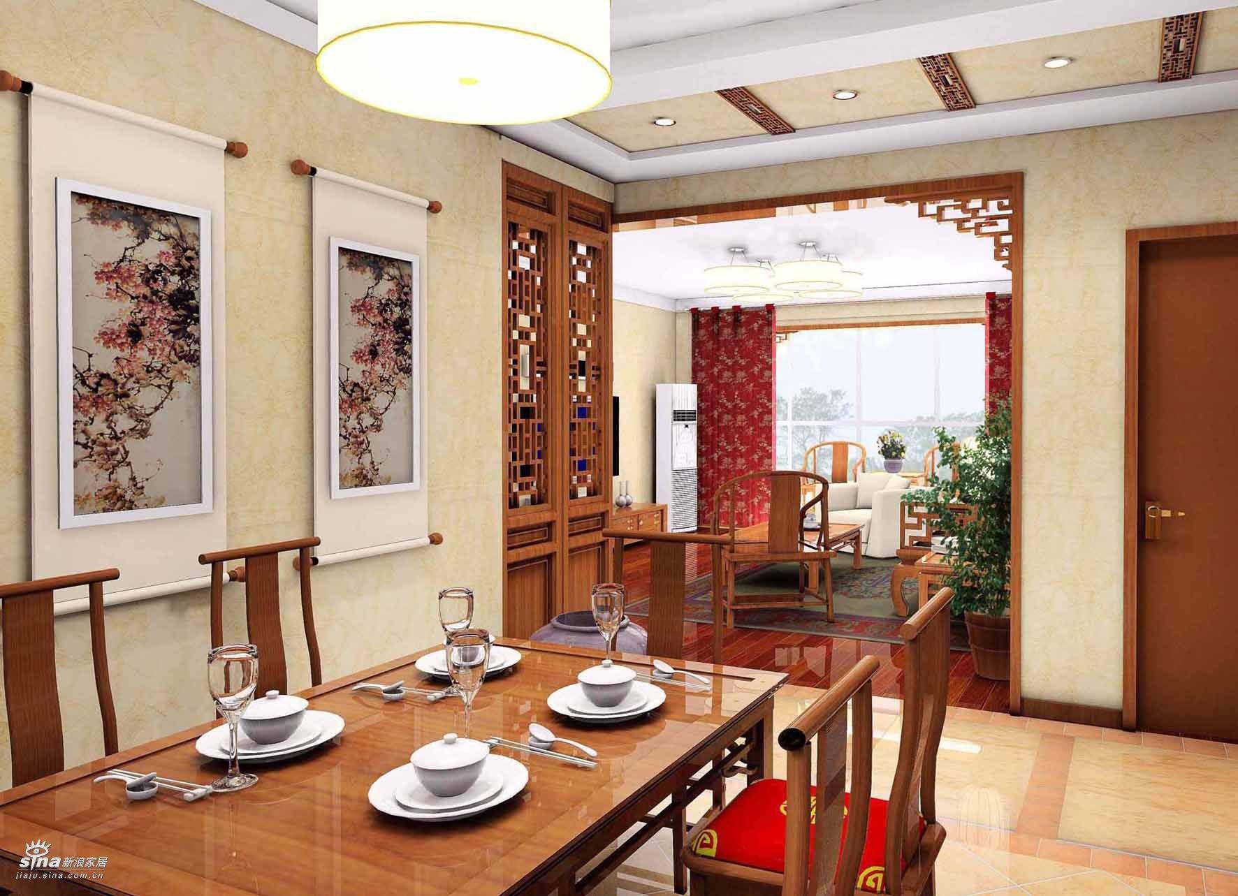 其他 别墅 餐厅图片来自用户2771736967在古典的精华60的分享