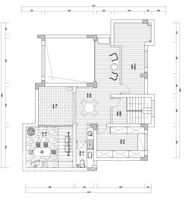 御庭苑2楼设计图