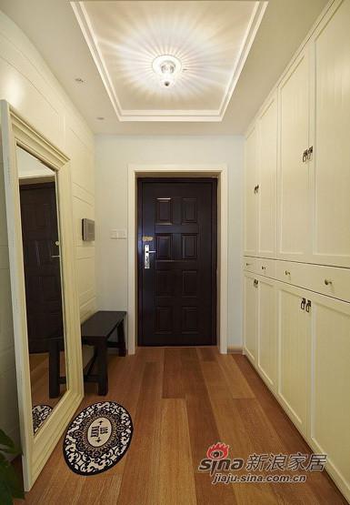 美式 三居 其他图片来自用户1907685403在11万铸造140平美式风格三居室45的分享