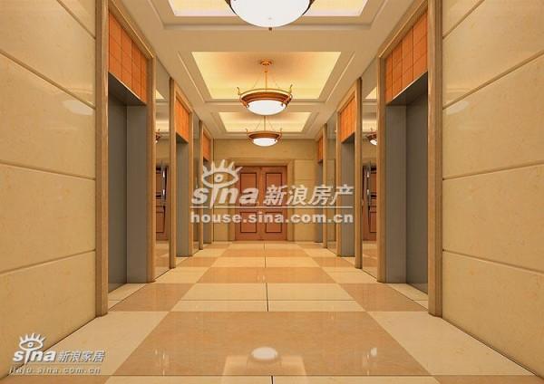 简约 别墅 玄关图片来自用户2737786973在荣京丽都样板间展示89的分享