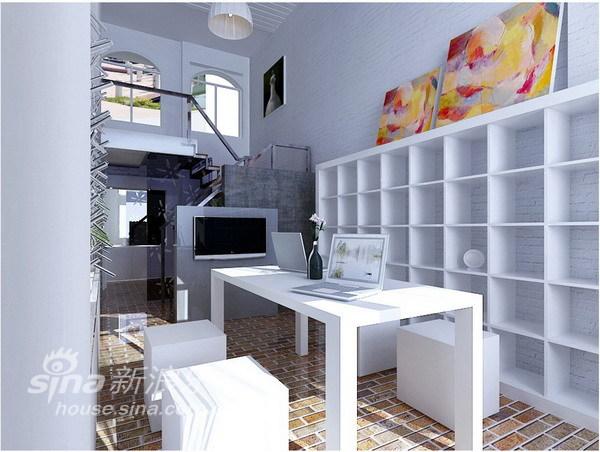 简约 复式 客厅图片来自用户2745807237在深巷46的分享