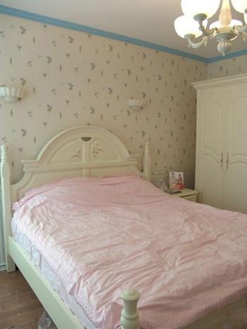 地中海 三居 卧室图片来自用户2757320995在7.2万铸造地中海风情三居室56的分享