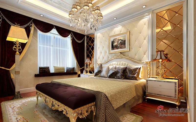 欧式 三居 卧室图片来自用户2746948411在我的专辑519953的分享