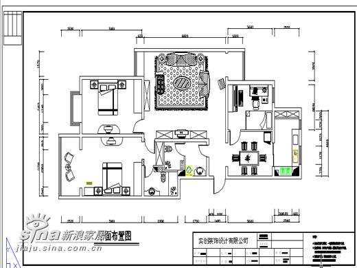 欧式 三居 户型图图片来自用户2745758987在奢华欧美风格84的分享