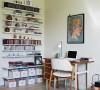 森林系单身公寓 40平米小空间的乐趣