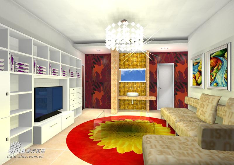 简约 二居 客厅图片来自用户2737786973在金鼎*世纪城91的分享