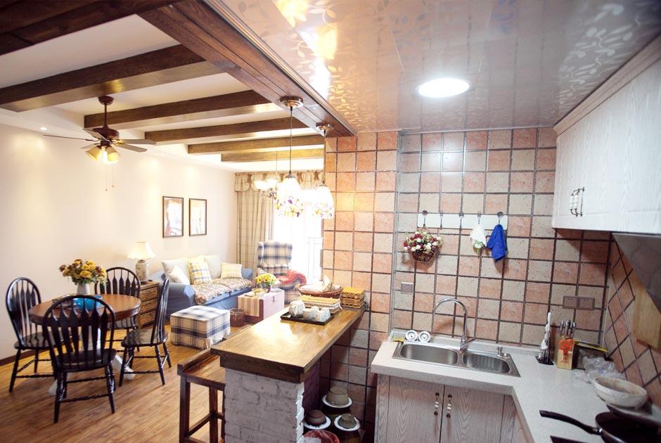 美式 三居室装修图片来自用户2746948411在厨房的分享