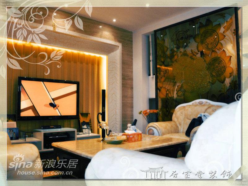 欧式 别墅 客厅图片来自用户2746948411在华都艺术-欧美风情-别墅57的分享