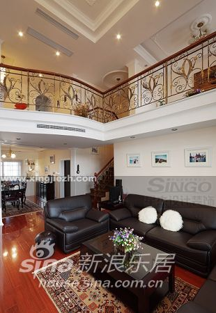 欧式 别墅 客厅图片来自用户2772873991在将军楼30的分享