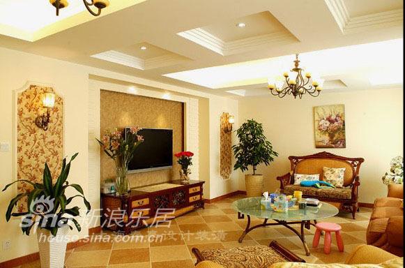 欧式 二居 客厅图片来自用户2745758987在上海春城55的分享