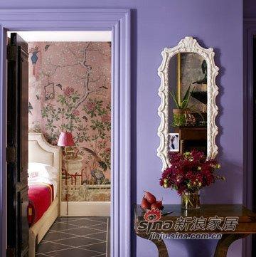 混搭 二居 其他图片来自用户1907689327在10W打造64平浪漫紫色小窝79的分享