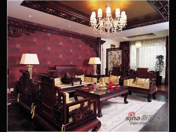 中式 别墅 客厅图片来自用户1907658205在我的专辑915328的分享