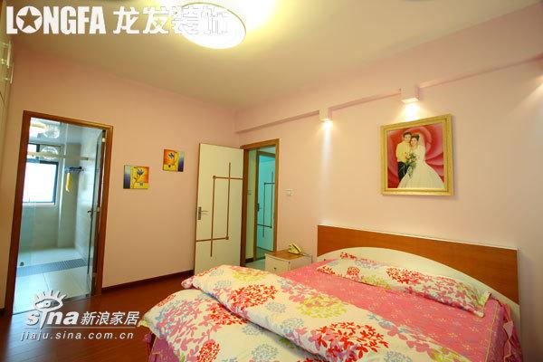 简约 二居 卧室图片来自用户2737782783在盛天尚都93的分享