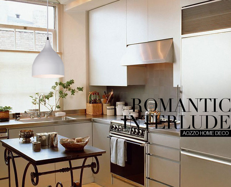 厨房 灯具图片来自用户2771736967在简单而自然 17个北欧乡村风格厨房装修的分享