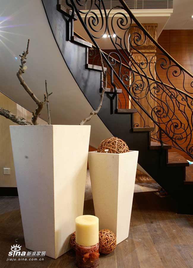 其他 别墅 楼梯图片来自用户2557963305在上海李太别墅29的分享