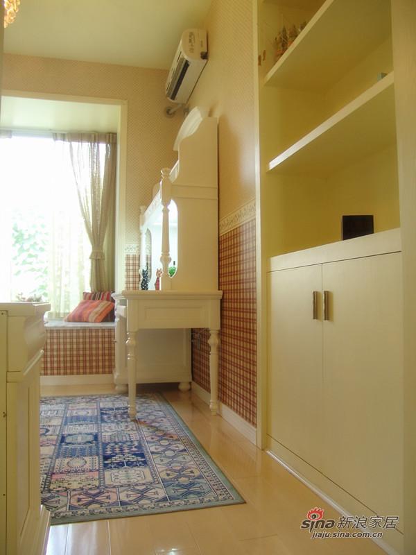 田园 二居 儿童房图片来自用户2557006183在【高清】89平浪漫田园风格两居43的分享