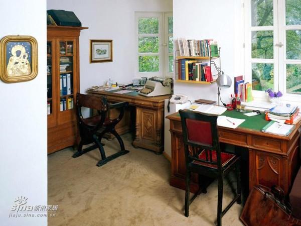 欧式 其他 书房图片来自用户2557013183在田园风格新时尚 家居的自然清新原色(五)38的分享