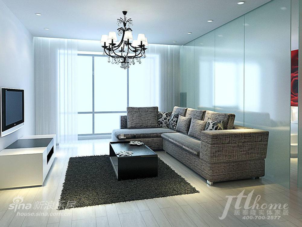 简约 二居 客厅图片来自用户2557979841在极简之乐一之品味极简38的分享