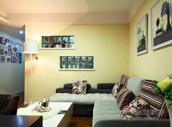 新古典 三居 客厅图片来自用户1907701233在主妇装90平3室1厅简约新家95的分享