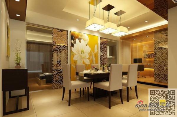 140㎡现代简约两居室装修设计案例