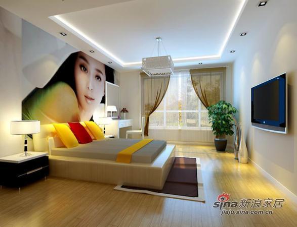 其他 三居 卧室图片来自用户2557963305在水岸尚品47的分享