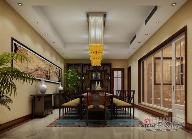 其他 别墅 餐厅图片来自用户2558757937在新贵主义风格演绎93的分享