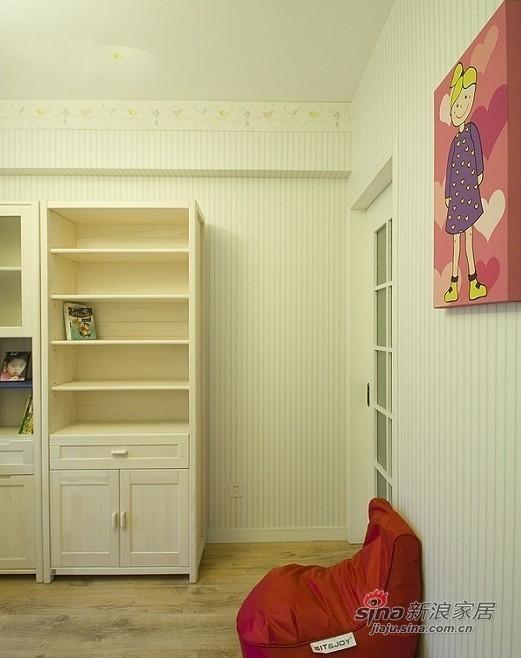 田园 三居 儿童房图片来自用户2737946093在90平装3室2厅地中海温馨家20的分享