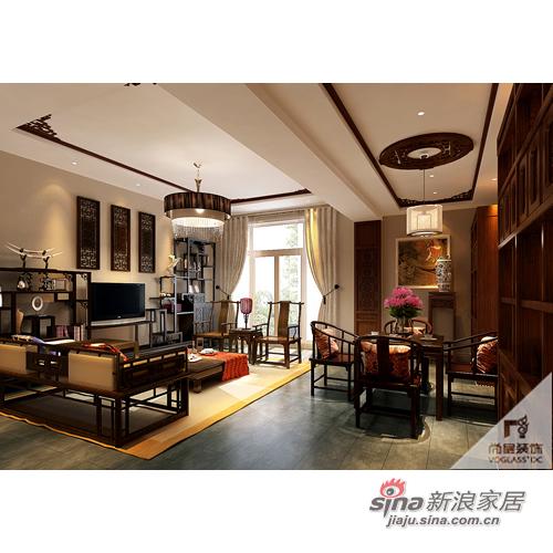 混搭 别墅 客厅图片来自用户1907691673在打造精美别墅大空间50的分享