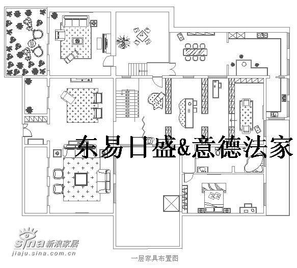 欧式 别墅 户型图图片来自用户2772856065在香山清琴(西山别墅)25的分享