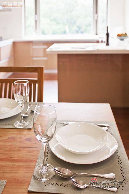 简约 四居 餐厅图片来自幸福空间在198平原木简约自然风61的分享
