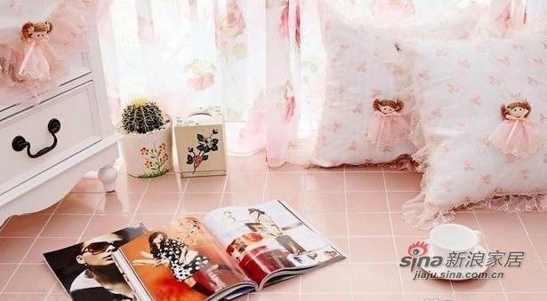 简约 二居 卧室图片来自佰辰生活装饰在10万打造80平民族风简约两居71的分享