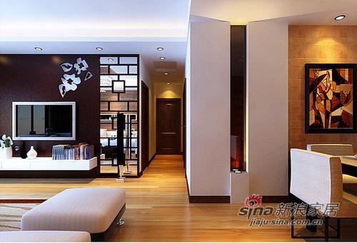 简约 二居 客厅图片来自用户2557010253在简约风格不是沉稳98的分享